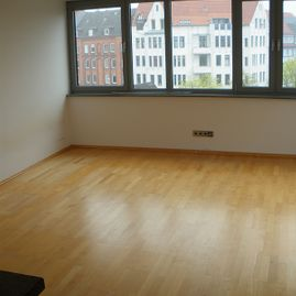 NEUGESTALTUNG & PLANUNG DER PENTHOUSE-WOHNUNG IN HANNOVER-CITY